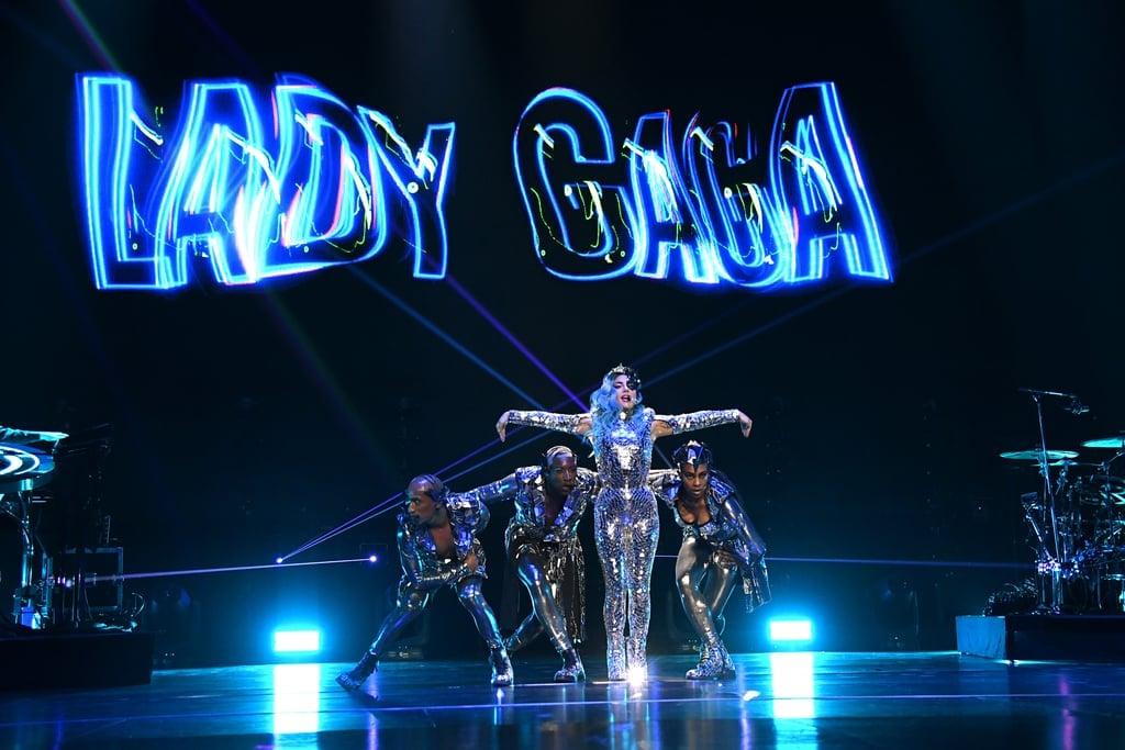 ما هو اسم الألبوم السادس لليدي غاغا؟