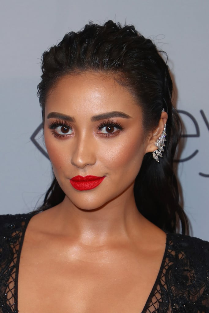 Shay Mitchell Golden Globes Afterparty 2018