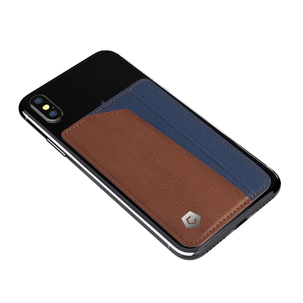 Cobble Pro Genuine Leather Stick-On Leather Card Holder