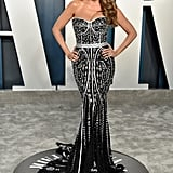 Sofia Vergara at the Vanity Fair Oscars Afterparty 2020