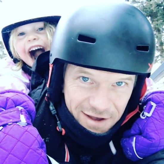 Neil Patrick Harris's Family Vacation in Colorado