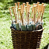 Parasols in a Basket