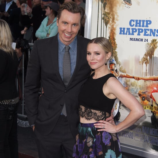 Kristen Bell and Dax Shepard at CHiPs Premiere in LA 2017