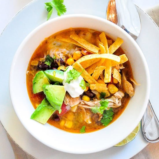 Tortilla Soup Instant Pot Recipe