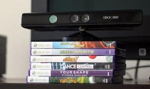 Xbox 360 Kinect Sensor Sales