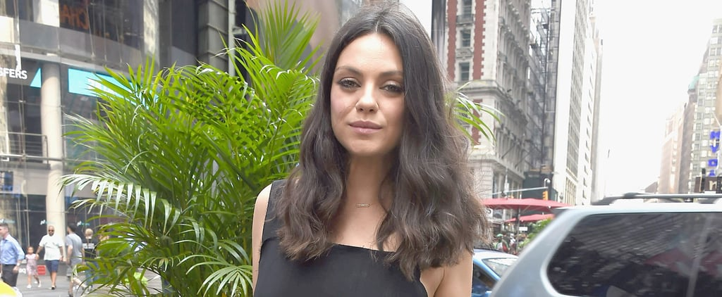 Is Mila Kunis Having Another Baby