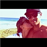 Jennifer's perfect Summers are with Jake. Source: Instagram user jenhawkins_