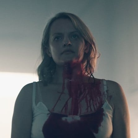 Why Does June Cut Her Ear in The Handmaid's Tale?