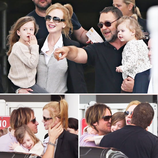 Keith Urban And Nicole Kidman Kids 2013