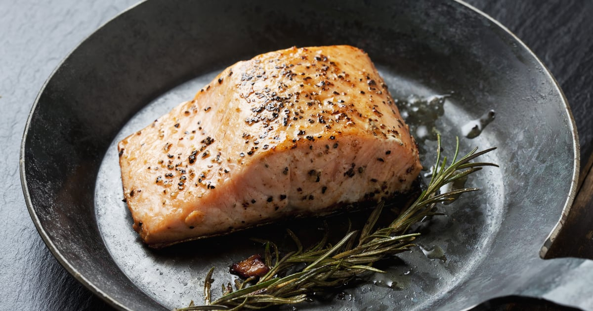 The Best Way to Make Crispy Salmon