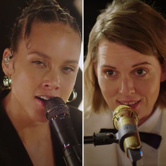 "Alicia Keys and Brandi Carlile Perform ""A Beautiful Noise"""