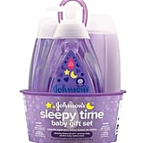 Johnson's Sleepy Time Baby Gift Set