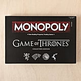 Game of Thrones Collector's Edition Monopoly Game, $59.95