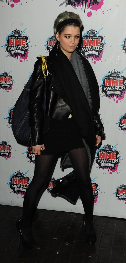 Photos of Celebrities and Winners at the 2010 NME Awards