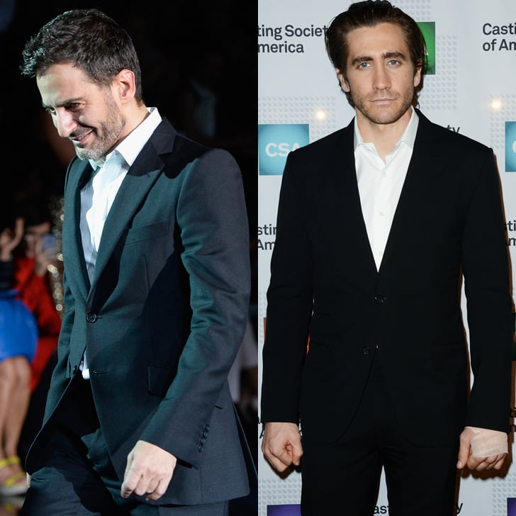 Marc Jacobs Played by Jake Gyllenhaal