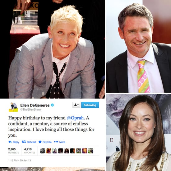 Tweets of the Week: Ellen, Dave, Olivia & More!