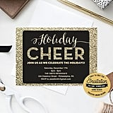 Holiday Cheer Party Invitation