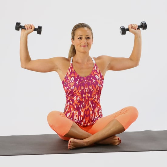 5 Low-Weight Exercises to Tone the Arms
