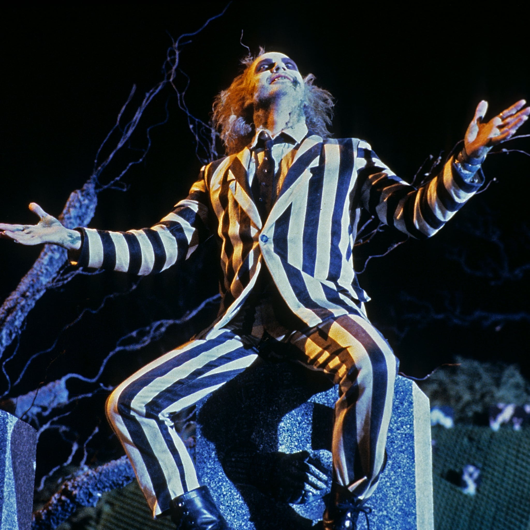The Best Scenes From Beetlejuice Popsugar Entertainment