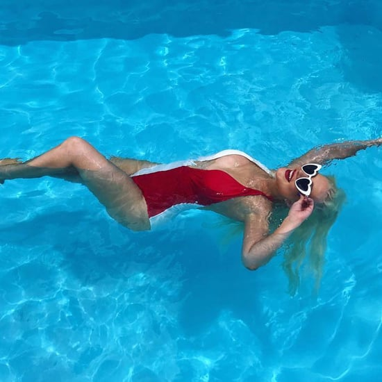 Christina Aguilera's Sexiest Instagram Photos