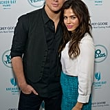 Channing Tatum at 10 Years Cast Brunch | Pictures