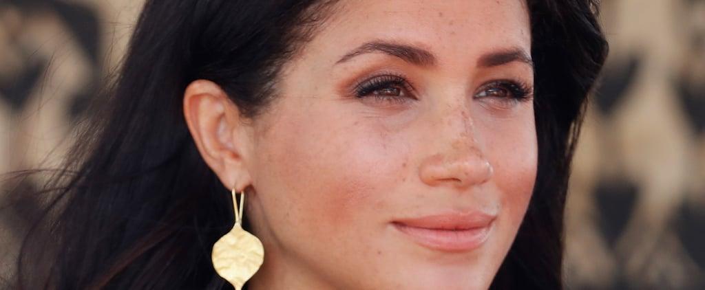 Meghan Markle Wears Lip Liner
