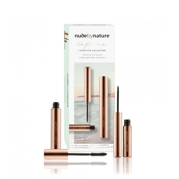Nude By Nature Define Eye Collection ($25) Every woman needs a defining eyeliner and mascara; and the Nude By Nature eye collection is a must-have for the woman on-the-go.