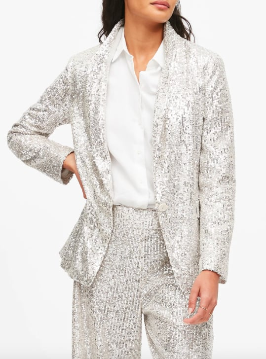 Best Sequinned Clothing From Banana Republic For the Holidays