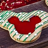 Holiday Linzer Cookie