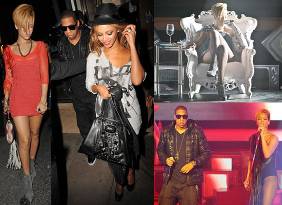 Photos of Rihanna London Gig and After Party