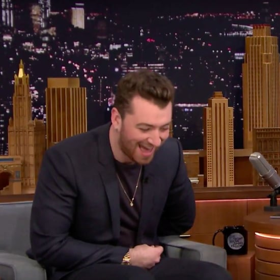 Sam Smith on Jimmy Fallon November 2015