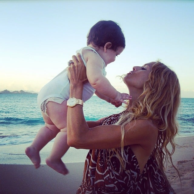 What's the best piece of parenting advice your own mom ever gave you?