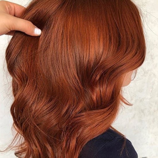 """Ginger Beer"" Hair Colour Trend For Autumn 2019"