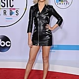 November at the 2017 American Music Awards