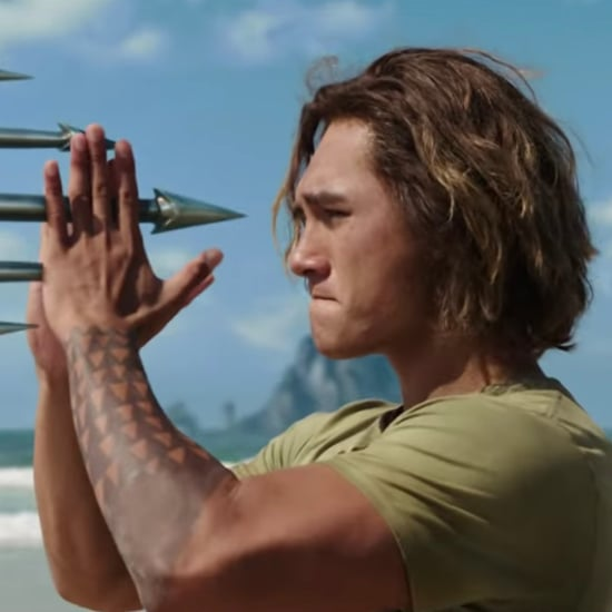 Who Plays Young Arthur in Aquaman?