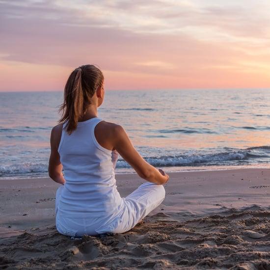 دليل ممارسة اليوغا بدون حصيرة تمرين