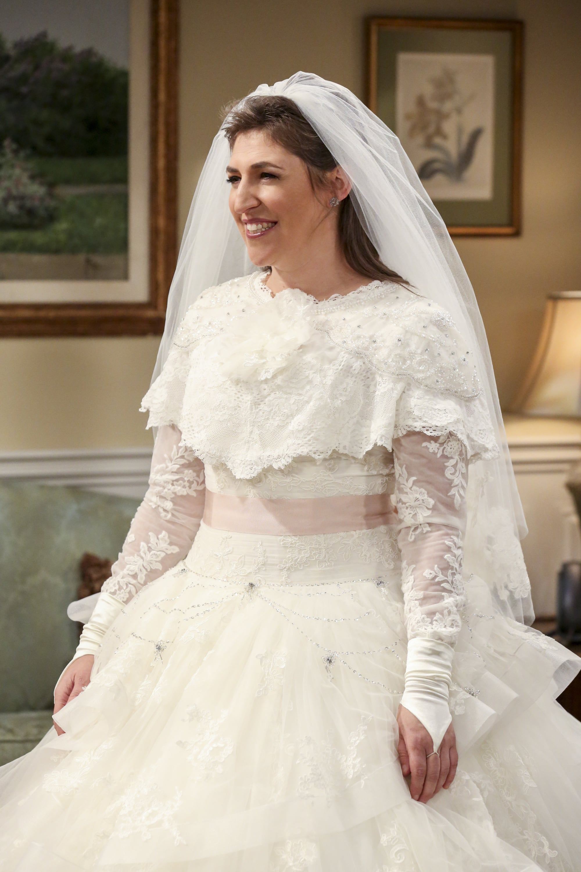 Sheldon and Amy's Wedding on Big Bang Theory Photos   POPSUGAR Entertainment