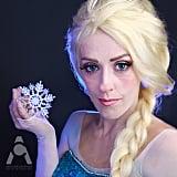 Day 11: Elsa, Frozen