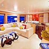 90-Foot Salu Luxury Motor Yacht in France