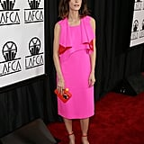 Abigail Spencer at the Los Angeles Film Critics Association Awards