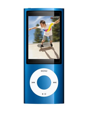 Apple iPod nano 8 GB Blue  ($134)