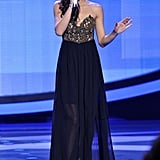 Jessica Sanchez blew the judges away with her voice.