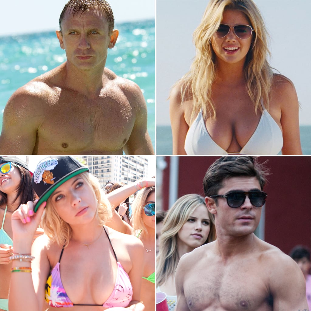 23 Shirtless, Beachy, and Bikini-Filled GIFs to Make You Cherish Summer