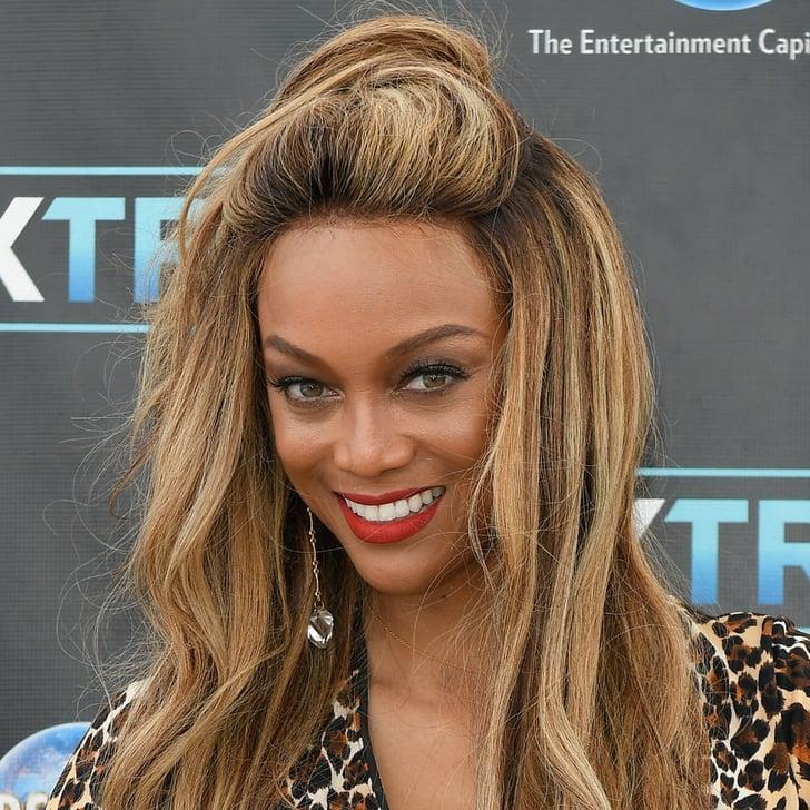Tyra Banks Antm: POPSUGAR Entertainment