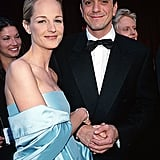 Helen Hunt and Hank Azaria