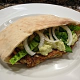 Falafel With Avocado Spread