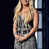 Carrie Underwood Dresses at the ACM Awards 2018