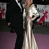 2007: Victoria and Albert Museum'sGolden Age of Couture gala