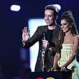 Grimmy and Cheryl