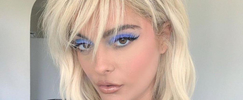 Bebe Rexha Beauty at Home Interview
